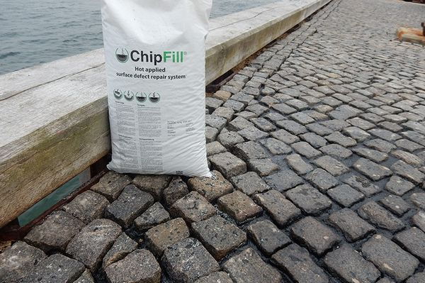ChipFill® is een speciaal ontworpen thermoplast